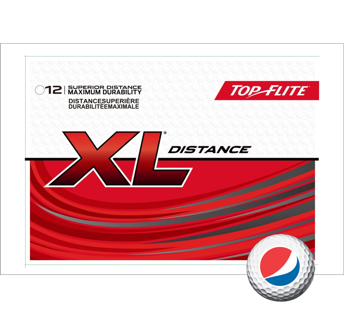 Top Flite Distance Golfballs