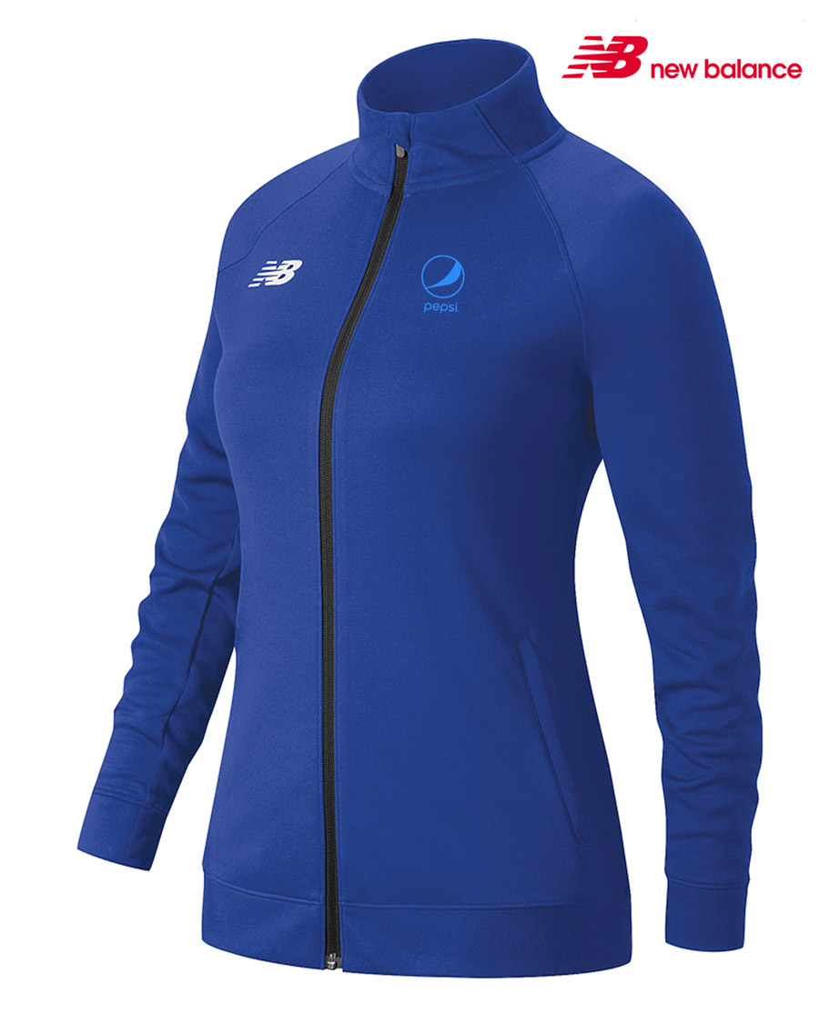 NEW BALANCE LADIES' TECH FIT JACKET