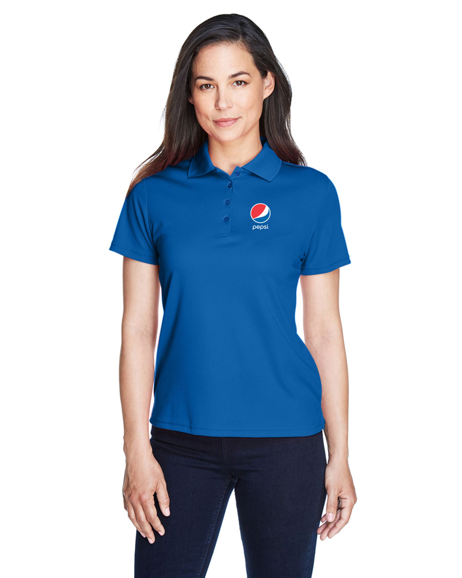 Ladies' Origin Performance Polo - Pepsi