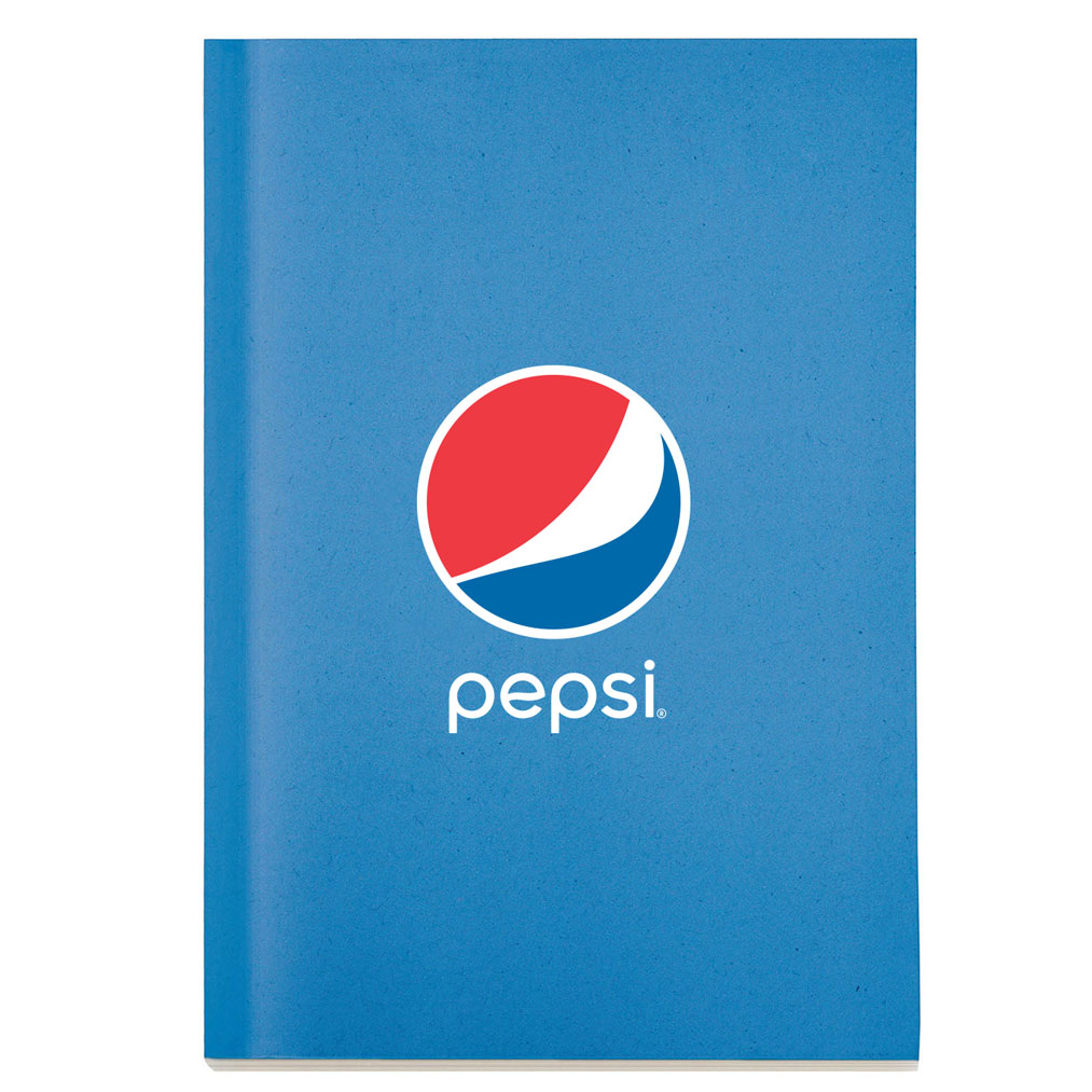 ECO PERFECT BOUND NOTEBOOK - Pepsi