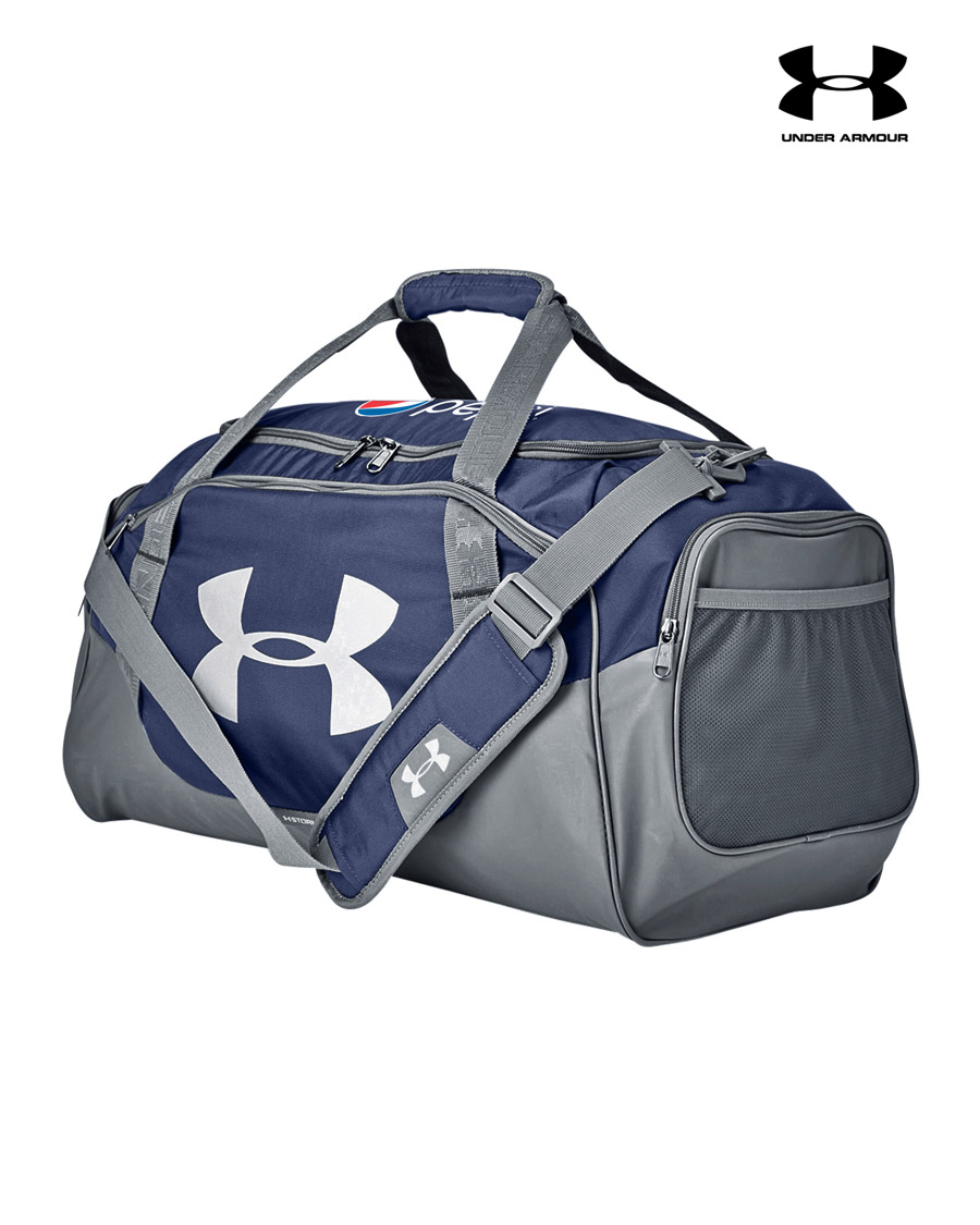 Under Armour Undeniable Duffle Medium - Pepsi