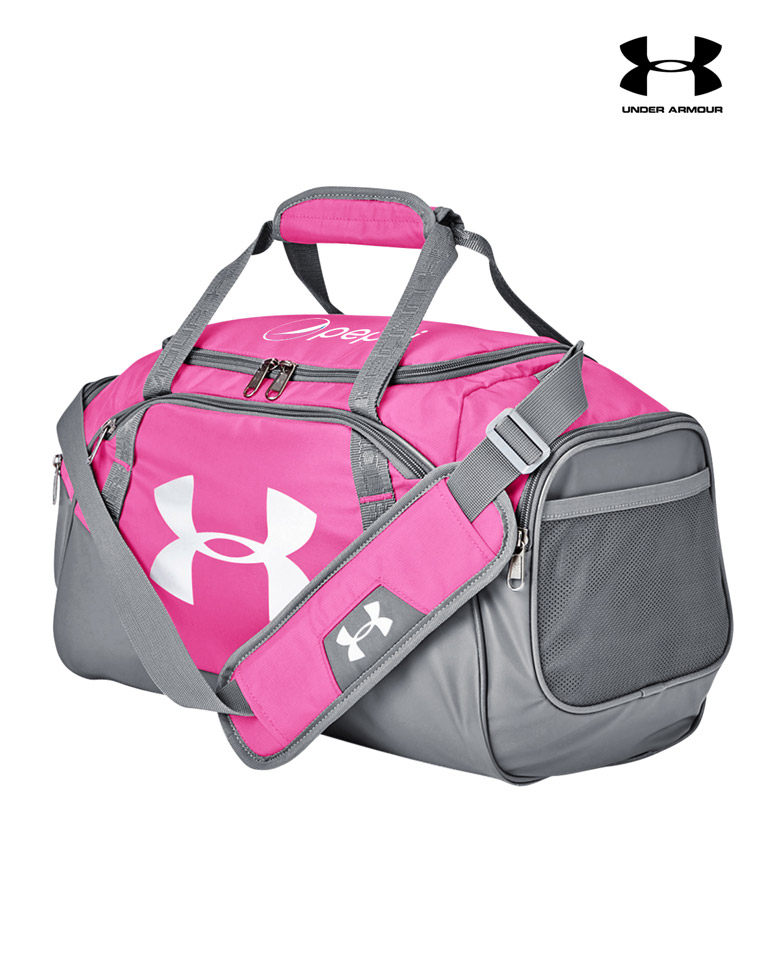 Under Armour Undeniable Duffle Extra-Small - Pepsi