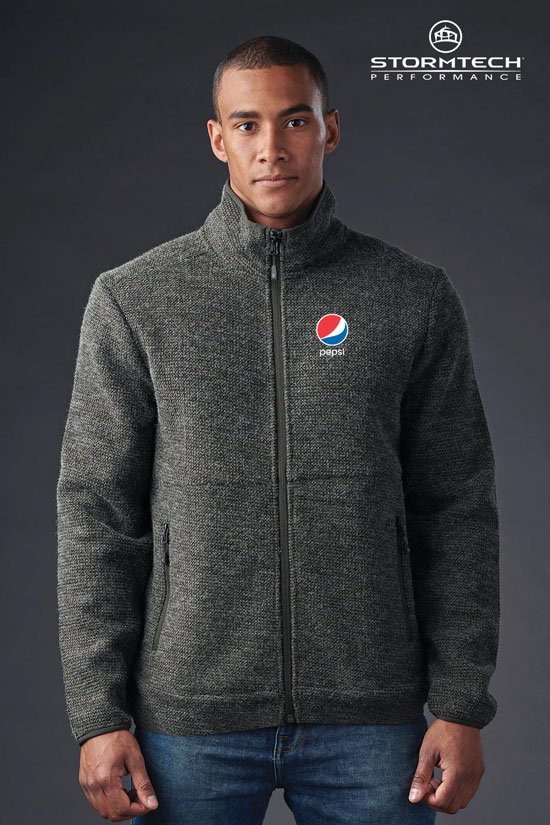 Men's Stormtech Kodiak Knit Jacket
