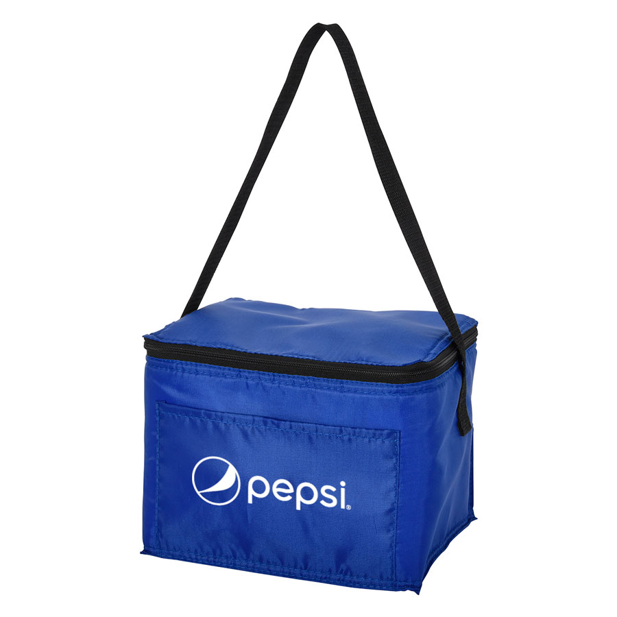 Lunch Cooler Bag With 100% RPET Material - Pepsi