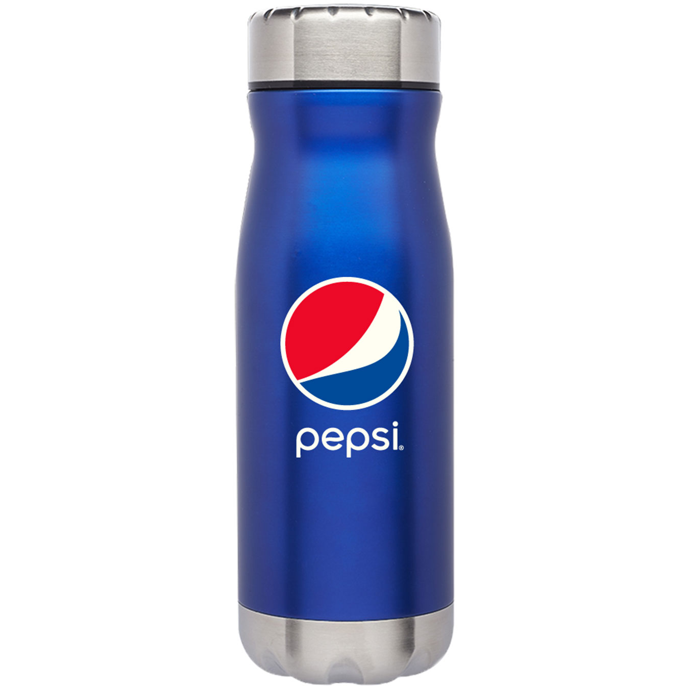18 oz. Stratton Vacuum Insulated Water Bottle - Pepsi