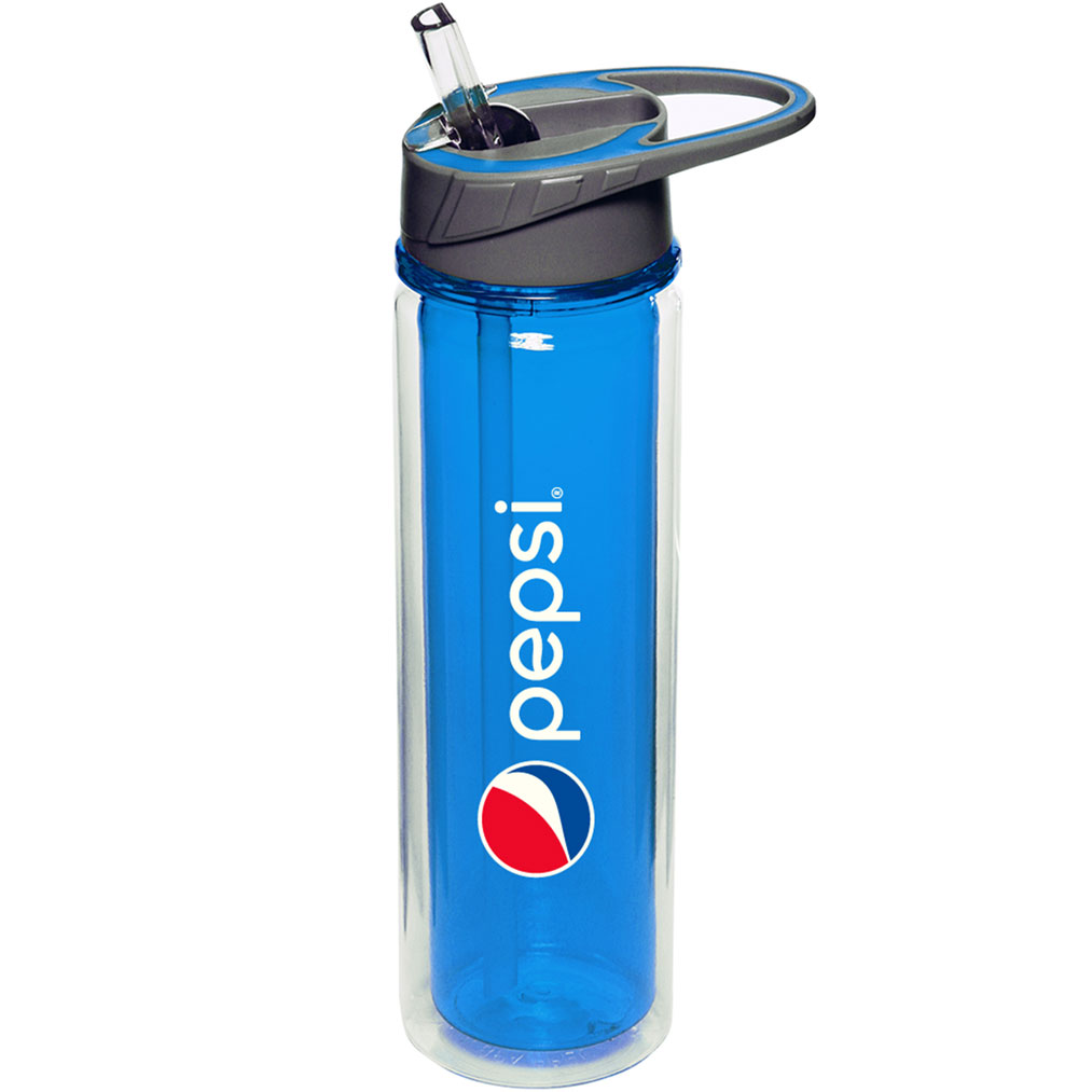 19 oz. Tritan Sports Water Bottle with Straw