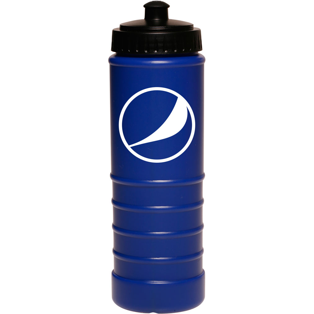 23 oz. Plastic Water Bottle - Pepsi Globe