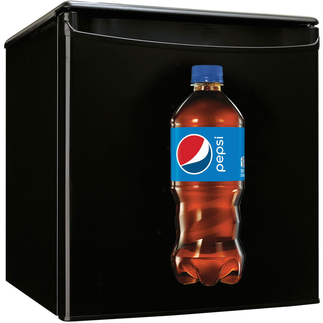 Countertop Compact All Fridge - Pepsi Bottle