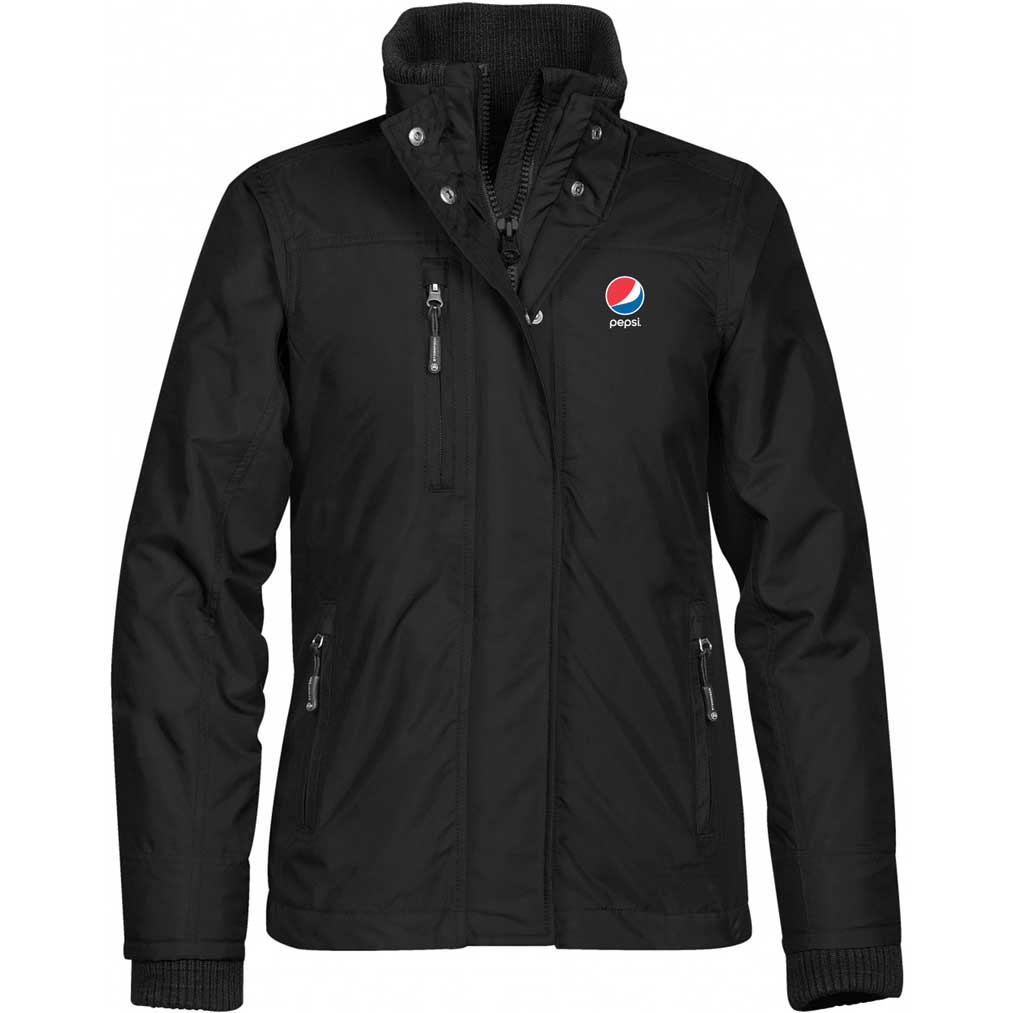 STORMTECH Ladies' Avalanche Microfleece Lined Jacket - Pepsi