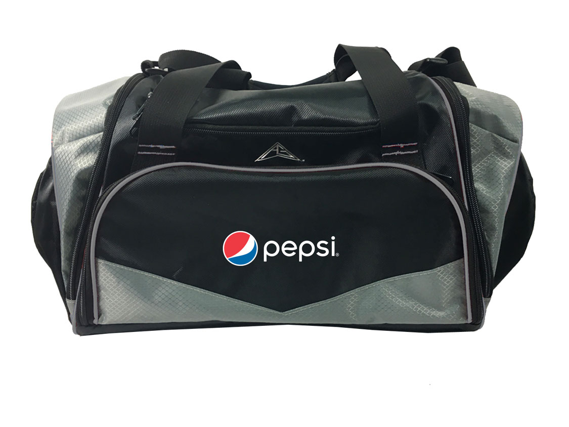Awesome Gear Sports Bag - Silver - Pepsi