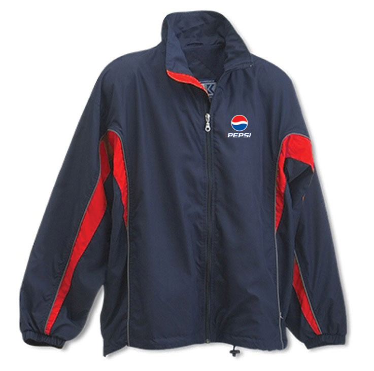 Adult Unisex Micro-fibre Warm Up Jacket - Old Logo