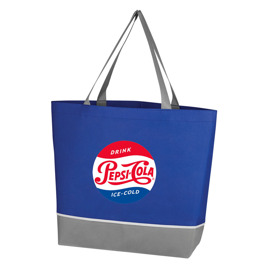 Pepsi Cola Vintage Non-Woven Overtime Tote Bag