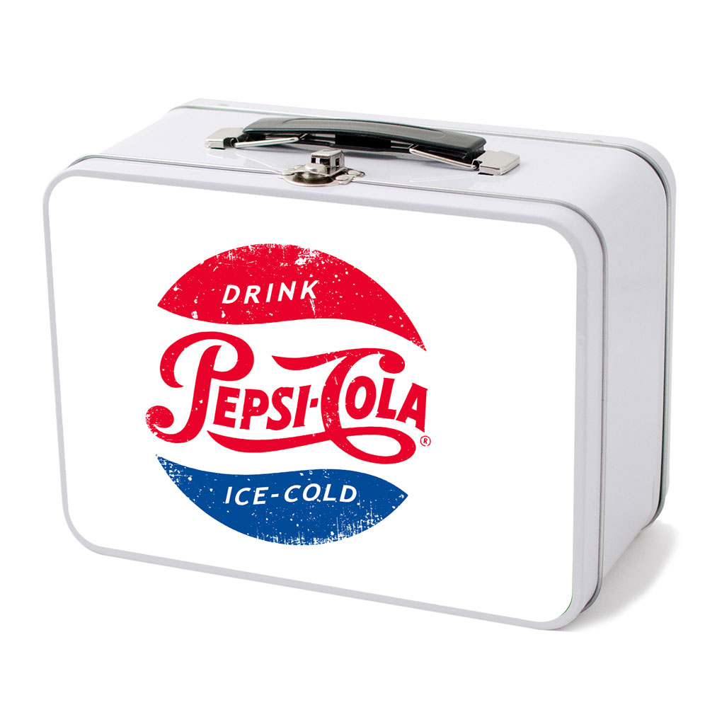 Pepsi Cola Retro Vintage Retro Lunch Box
