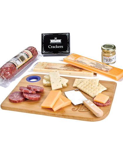 Charcuterie Favorites Board With Meat & Cheese Set - Pepsi Cola