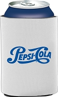 Pepsi Cola Collapsible Foam Can Holder - White