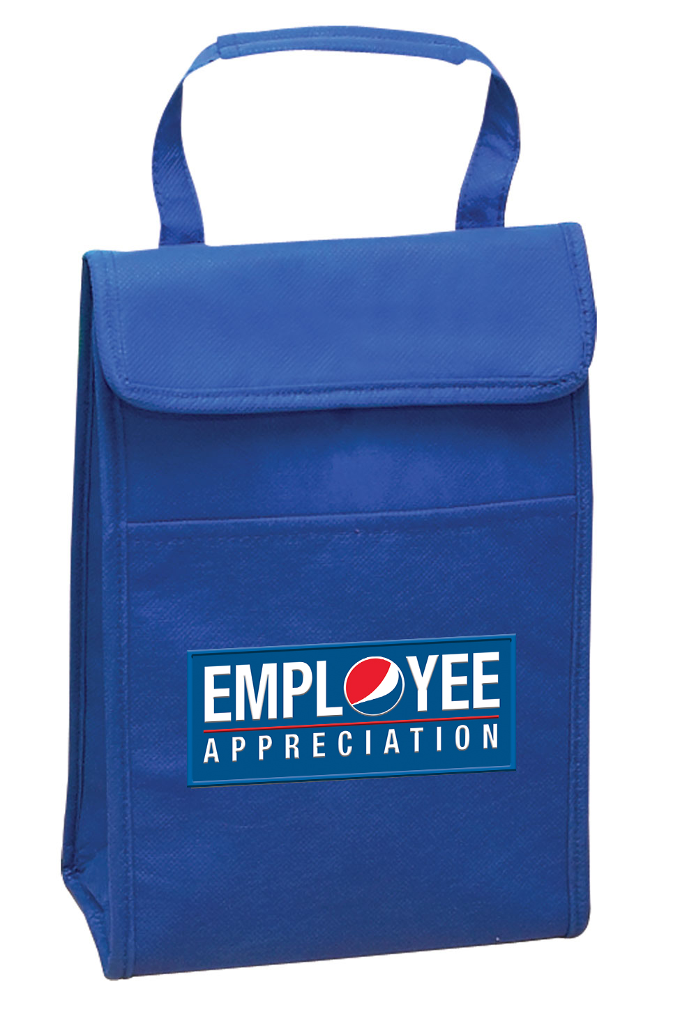 Non Woven Insulated Lunch Cooler - Employee Appreciation