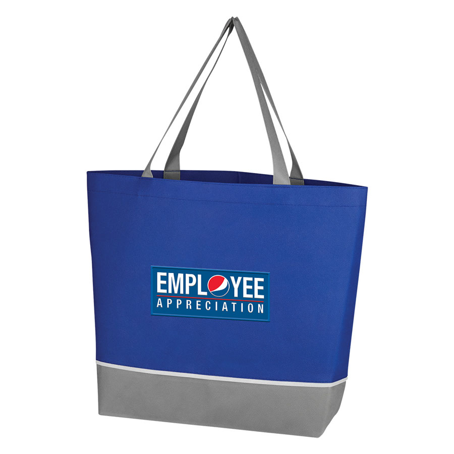 Pepsi Cola Non-Woven Overtime Tote Bag - Employee Appreciation
