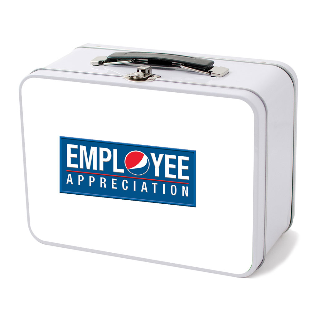 Employee Appreciation Lunch Box