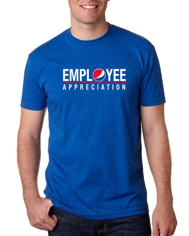 Men's Royal Tshirt - Employee Appreciation