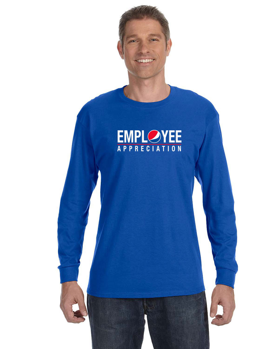 Men's Long-Sleeve T-Shirt - Employee Appreciation