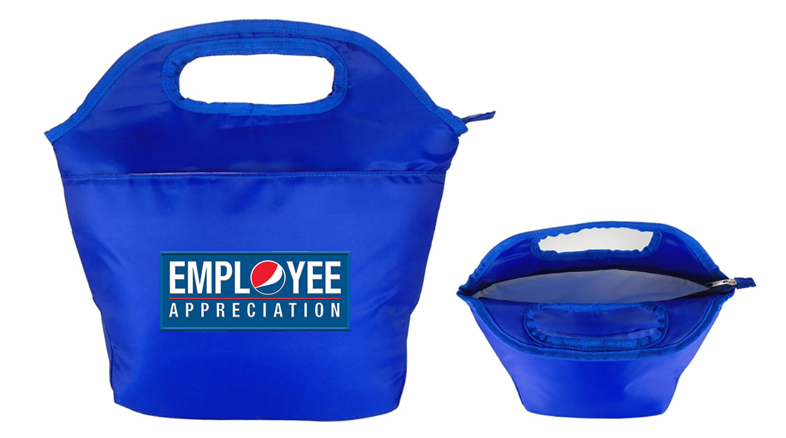 Lunch Cooler Tote Bag - Employee Appreciation