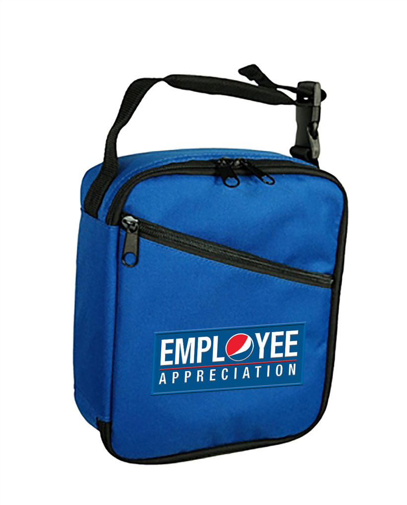 Lunch Box/Lunch Bag with Comfort Handle - Employee Appreciation