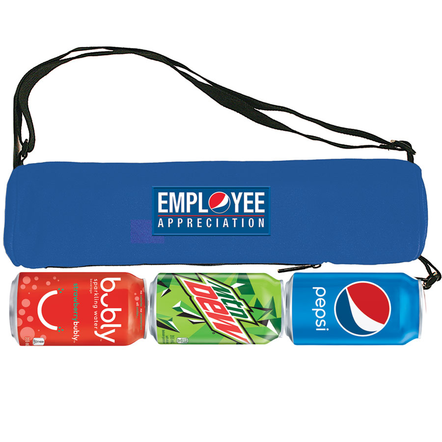 3 Can Cooler Tube - Employee Appreciation