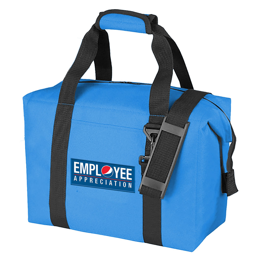 16-Can Cooler Tote - Employee Appreciation