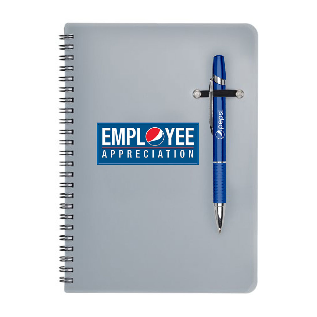 Pen / Notebook Combo - Employee Appreciation