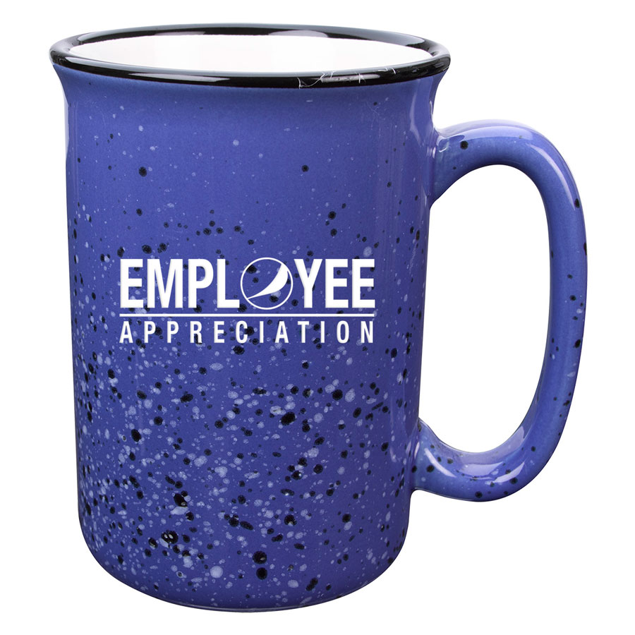 14 Oz. Tall Campfire Mug - Employee Appreciation