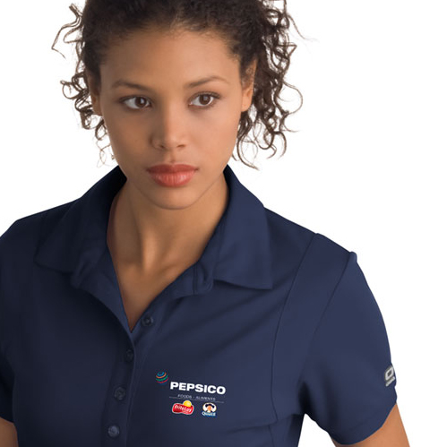 OGIO® - Ladies' Jewel Polo - Pepsico Foods