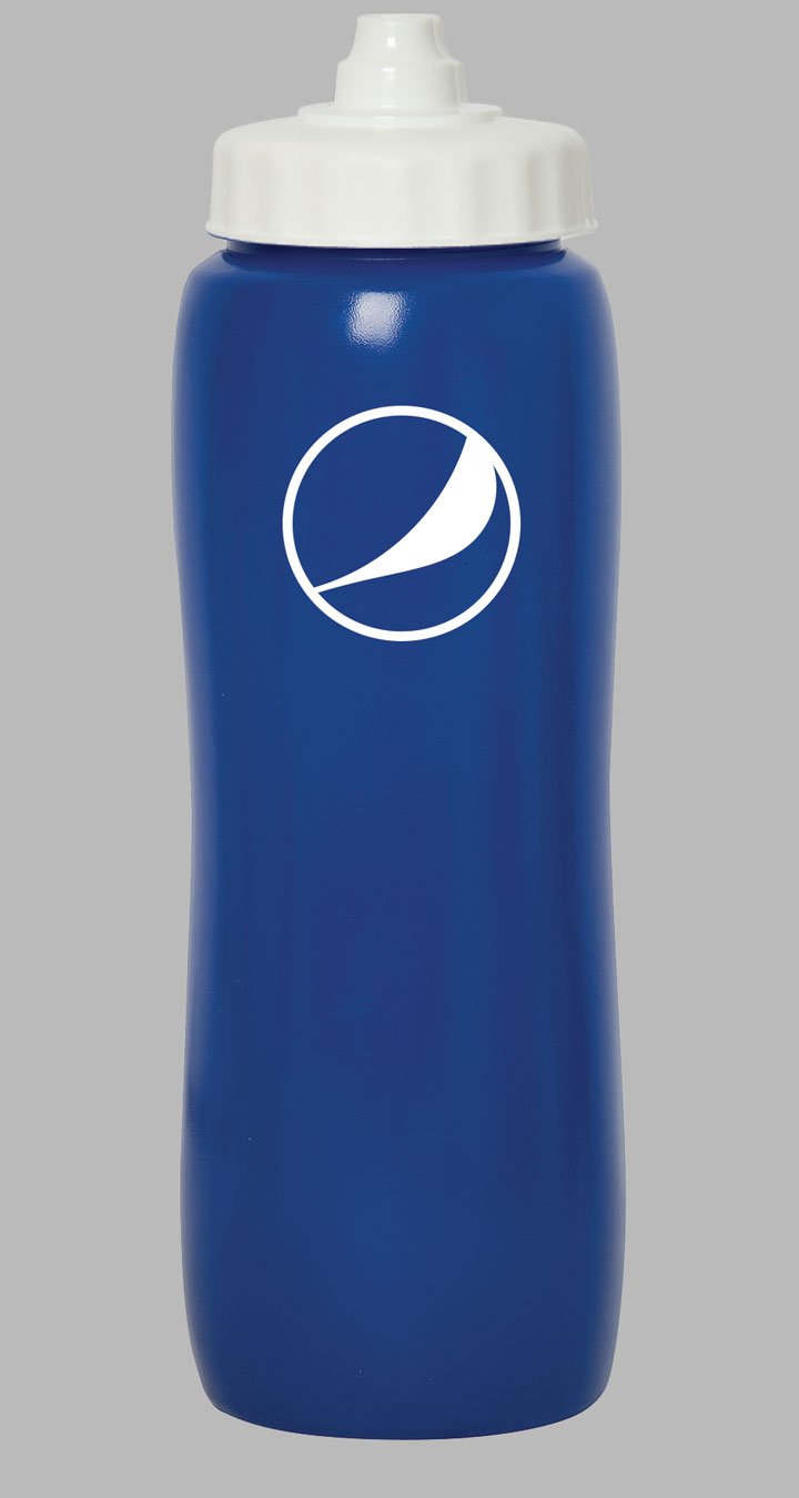 33 oz. Squeeze Bottle - Pepsi Globe......Please Login To see our very Special Pricing