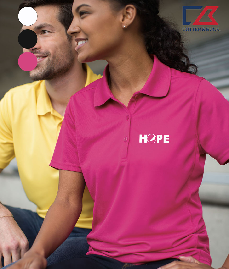 Clique Ladies' Ice Lady Pique Polo - HOPE