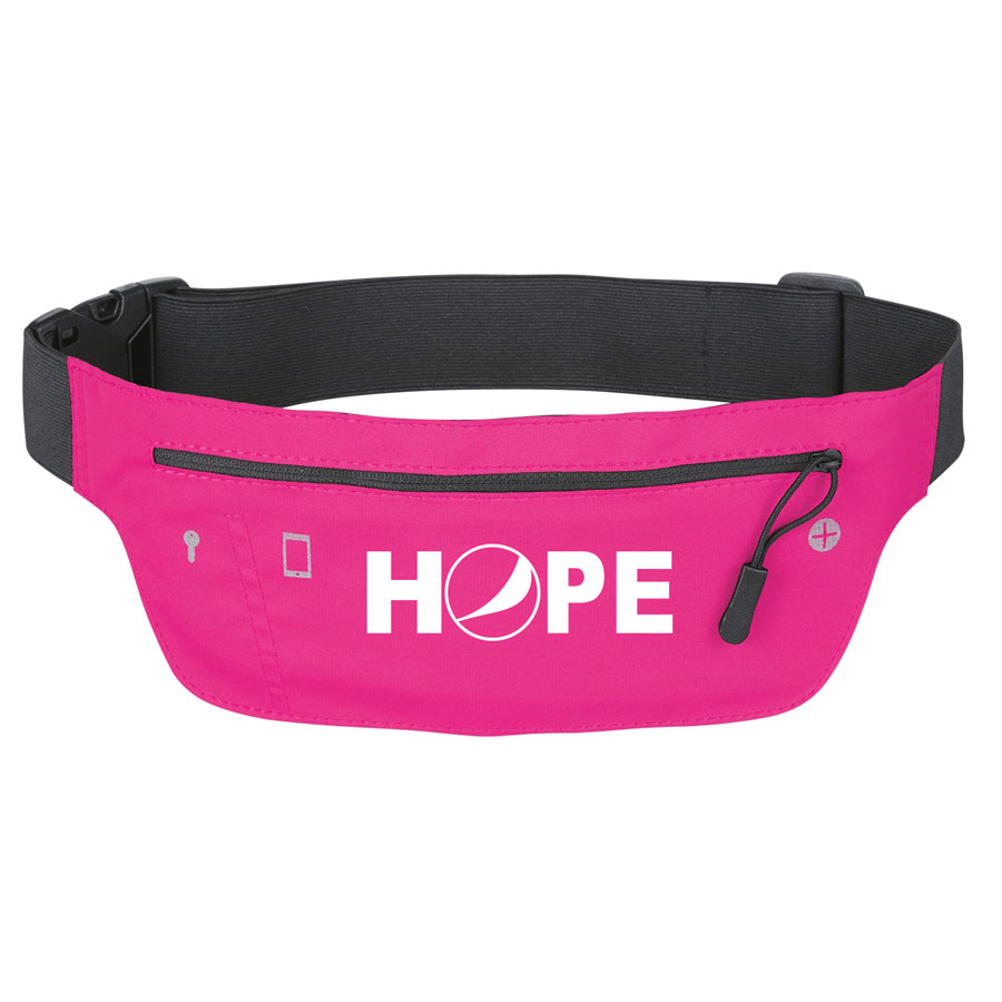 Lycra Running Belt Fanny Pack - Awareness