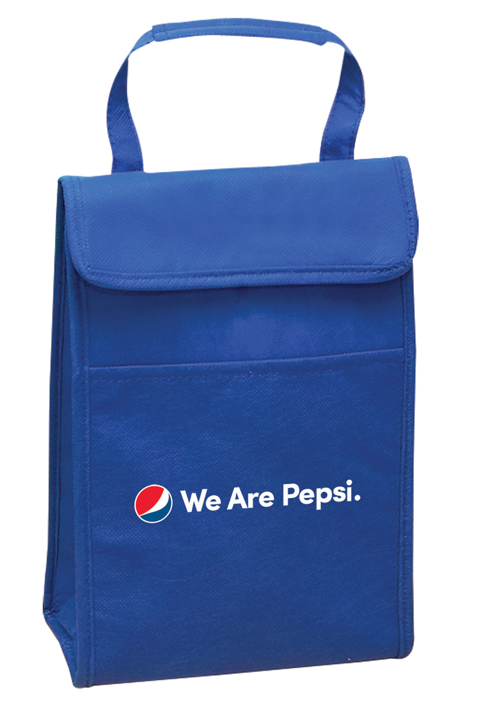 Non Woven Insulated Lunch Cooler - We Are Pepsi