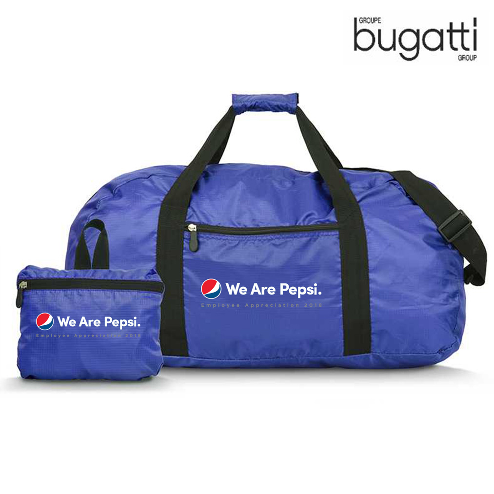 Folding Duffle Bag - We Are Pepsi