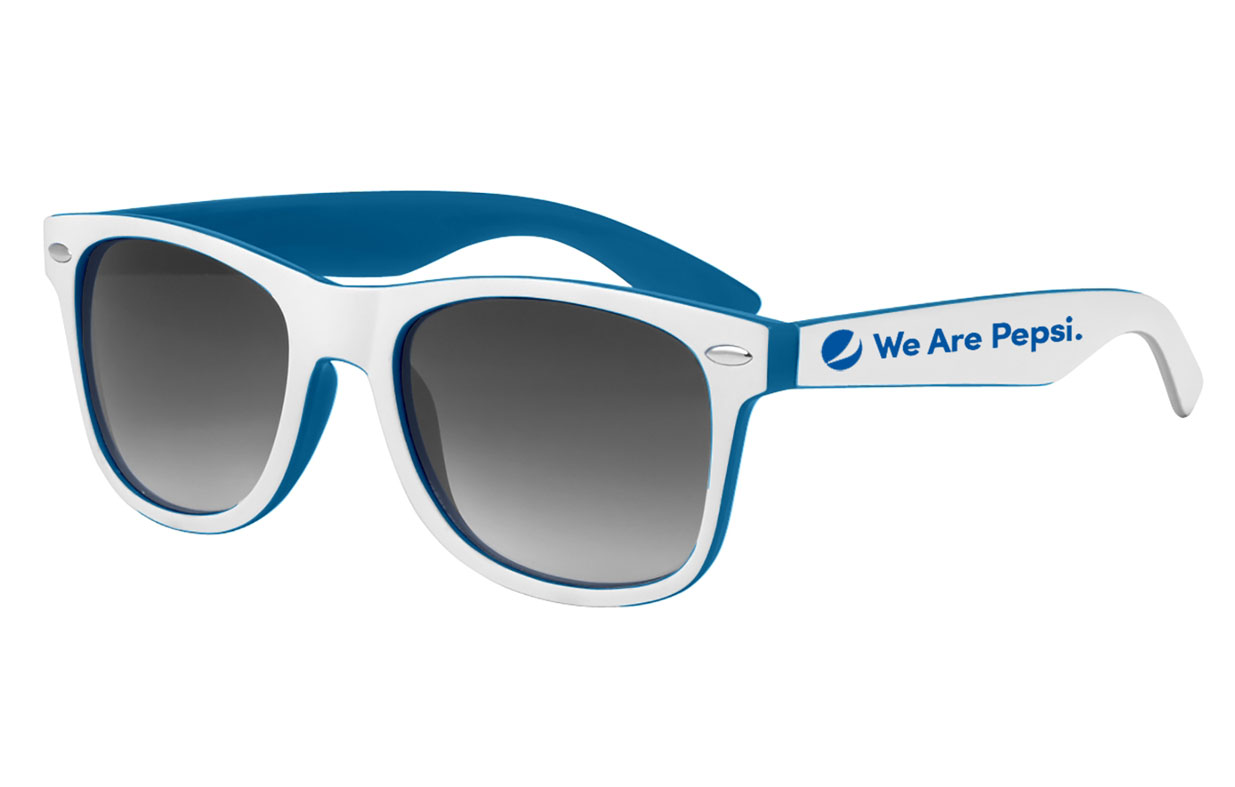 Two Tone Sunglasses - We Are Pepsi