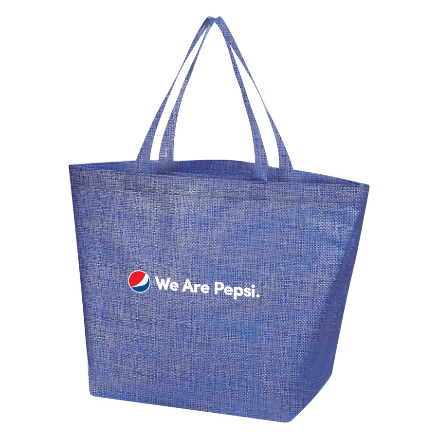 New Weave Tote Bag - We Are Pepsi - Login For Special $