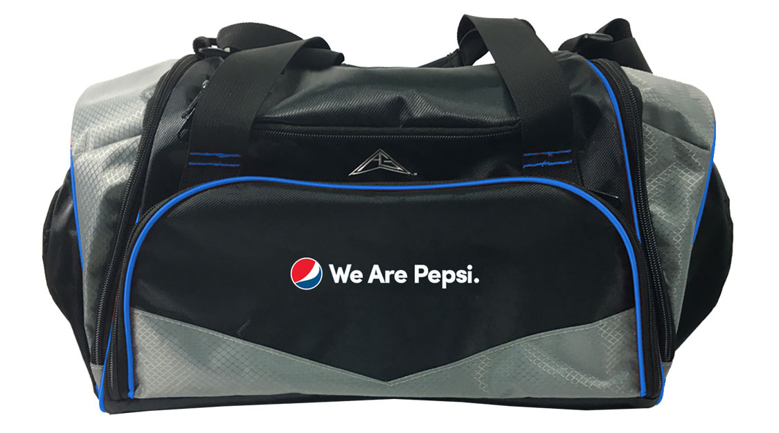 Awesome Gear Sports Bag - We Are Pepsi