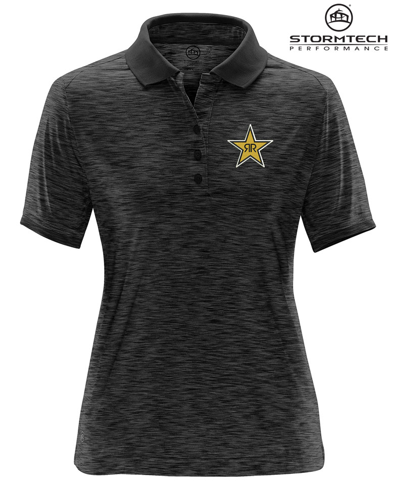 Women's Thresher Performance Polo - Rockstar