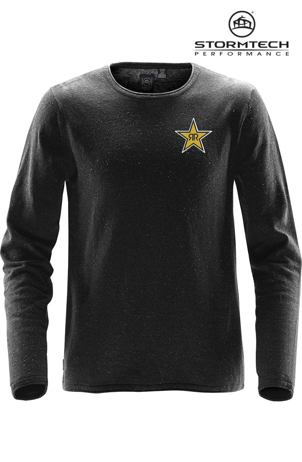 Men's Zermatt Sweater - Rockstar