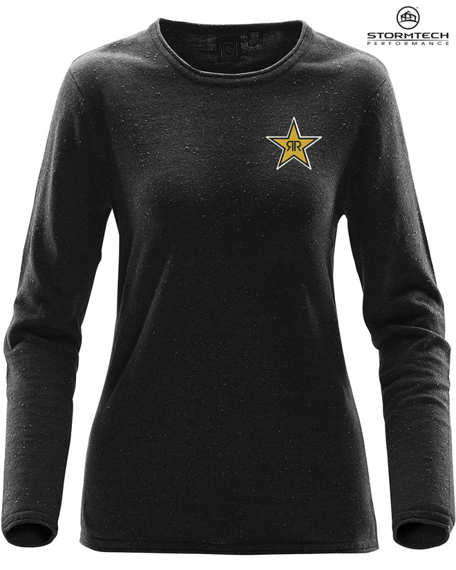 Women's Zermatt Sweater - Rockstar