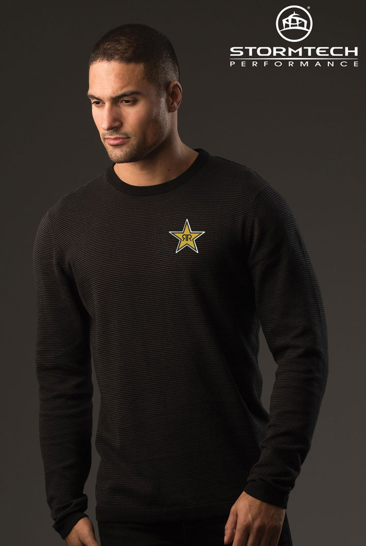 Men's Horizon Sweater - Rockstar