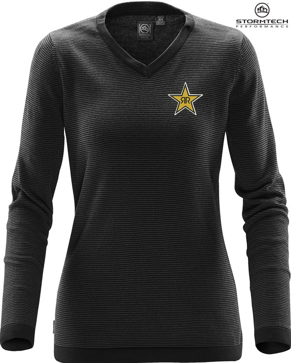 Women's Horizon Sweater - Rockstar