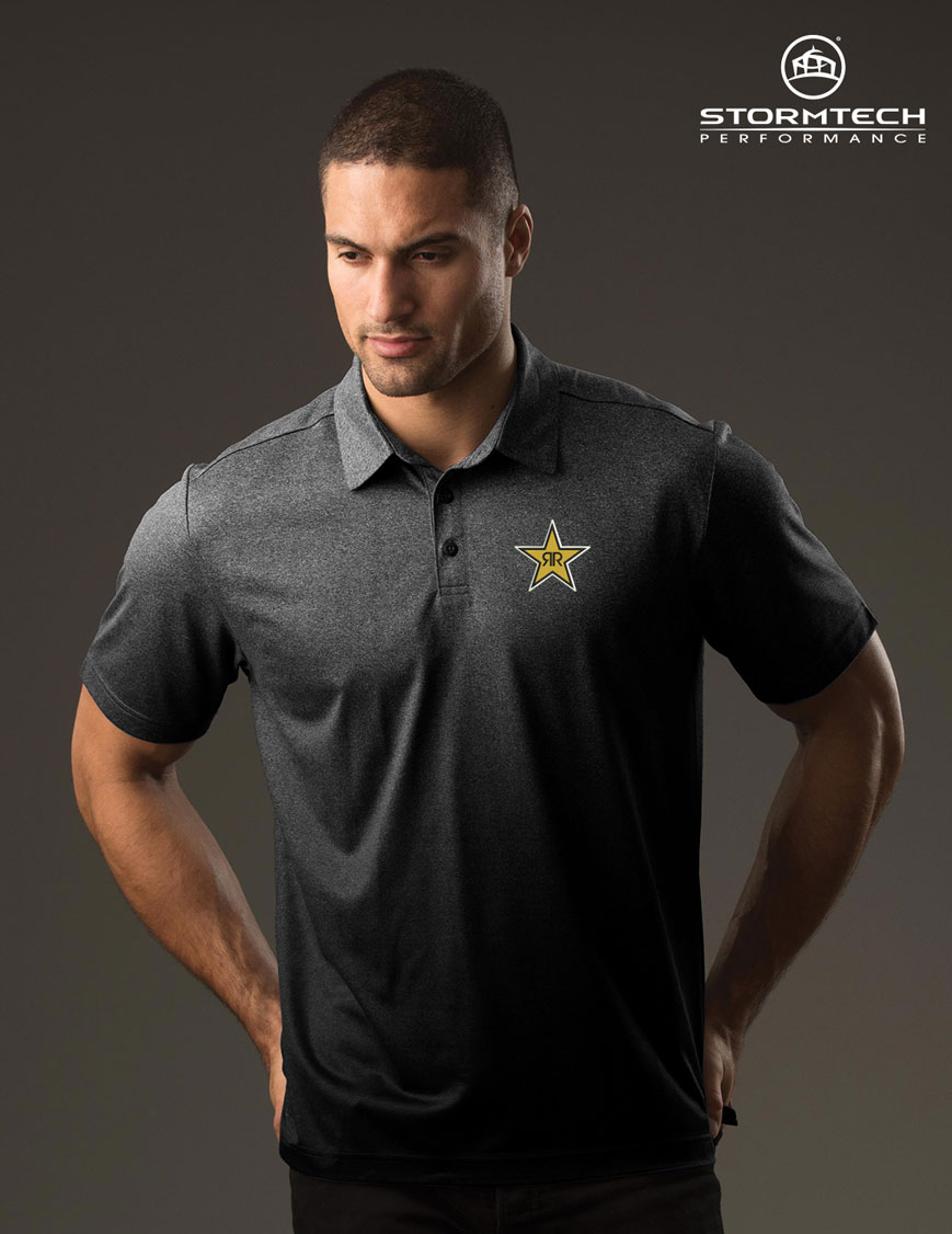 Men's Mirage Polo - Rockstar
