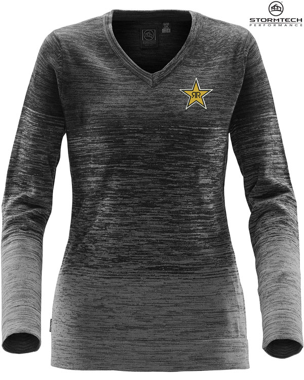 Women's Avalanche Sweater - Rockstar