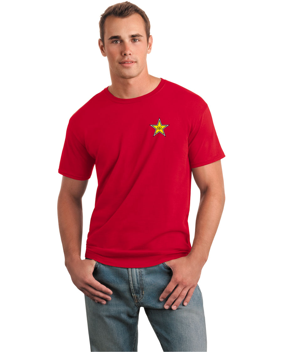 Men's Softstyle® T-Shirt - Rockstar