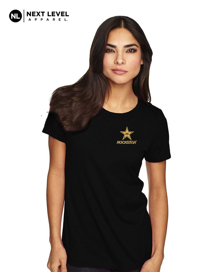 Next Level Ladies' CVC T-Shirt - ROCKSTAR