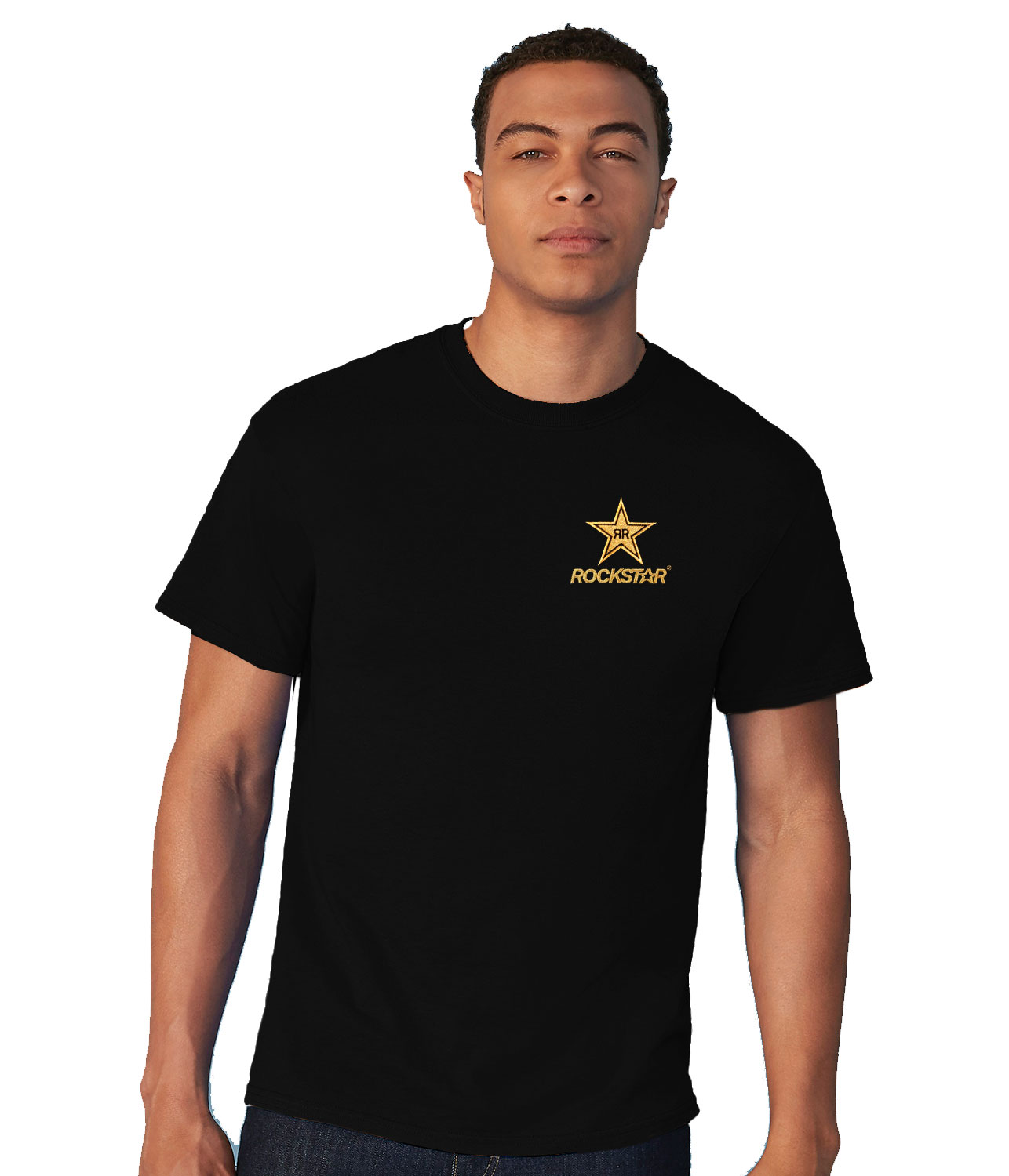 HEAVY COTTON™ T-SHIRT - ROCKSTAR