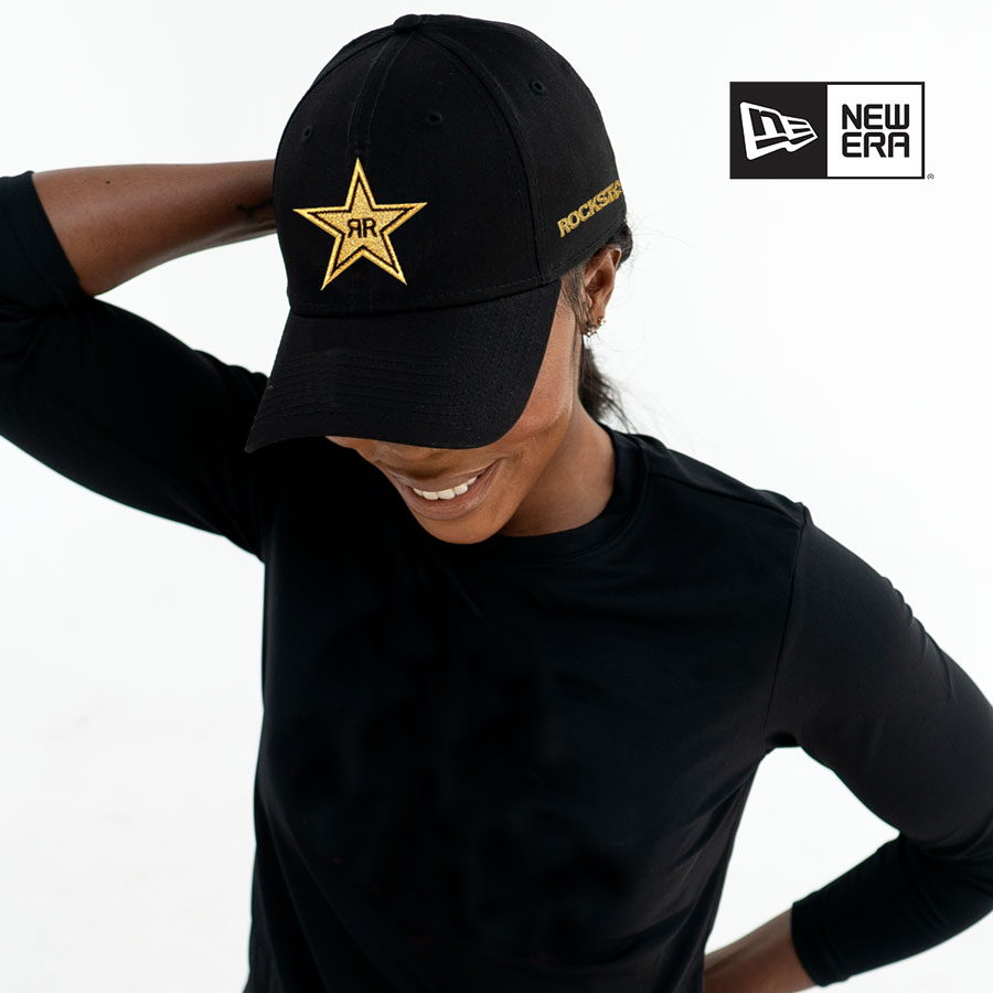 NEW ERA® ADJUSTABLE STRUCTURED CAP - ROCKSTAR